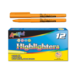12 ct Brite Spots® Pocket Highlighters - Orange