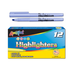 12 ct Brite Spots® Pocket Highlighters - Lavender