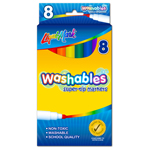 8 ct Super Tip Washable Markers - Assorted
