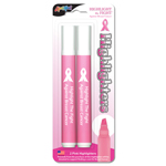 2 ct Highlight the Fight™ Breast Cancer Awareness Highlighters